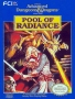 Nintendo  NES  -  AD&D Pool of Radiance