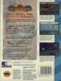 Sega  Sega CD  -  AH-3 Thunderstrike (U) (Back)