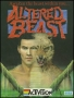 Commodore  C64  -  ALTEREDBEAST