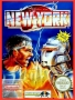 Nintendo  NES  -  Action in New York