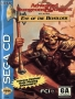 Sega  Sega CD  -  Advanced Dungeons & Dragons - Eye of The Beholder (U) (Front)