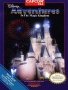 Nintendo  NES  -  Adventures in  the Magic Kingdom