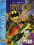 Sega  Sega CD  -  Adventures of Batman & Robin (U) (Front)