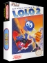Nintendo  NES  -  Adventures of Lolo 2 (USA)