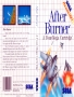 Sega  Master System  -  After Burner