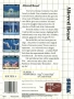 Sega  Master System  -  Altered Beast (Back)