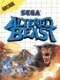 Sega  Master System  -  Altered Beast (Front)