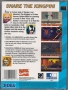 Sega  Sega CD  -  Amazing Spider-Man vs The Kingpin, The (U) (Back)
