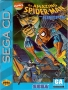 Sega  Sega CD  -  Amazing Spider-Man vs The Kingpin, The (U) (Front)
