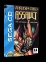 Sega  Sega CD  -  Android Assault - The Revenge of Bari-Arm (USA)