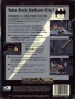 Sega  Sega CD  -  Batman Returns (U) (Back)