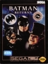 Sega  Sega CD  -  Batman Returns (U) (Front)
