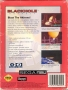 Sega  Sega CD  -  Blackhole Assault (U) (Back)