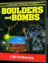 Atari  800  -  Boulders and Bombs