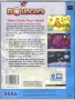 Sega  Sega CD  -  Bouncers (U) (Back)