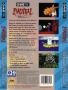 Sega  Sega CD  -  Brutal - Paws Of Fury (U) (Back)