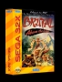 Sega  32X  -  Brutal Unleashed - Above the Claw (USA)
