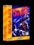 Sega  32X  -  Cyber Brawl ~ Cosmic Carnage (Japan, USA)