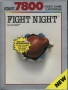 Atari  7800  -  Fight Night (1988) (Atari)