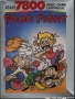 Atari  7800  -  Food Fight (1987) (Atari)