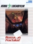 Atari  5200  -  Rescue on Fractalus (1984) (Atari-Lucasfilm Games) (U)