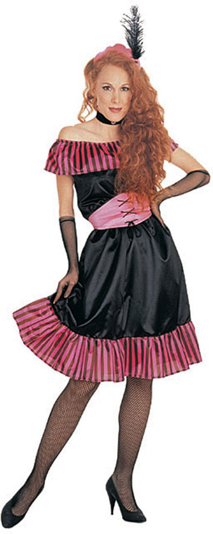 Saloon Girl  sc 1 st  Retro-Daze - Article : saloon womens halloween costume  - Germanpascual.Com