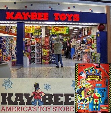 K Bee Toy Store Retro-Daze - Ar...