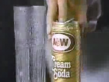 A&W Cream Soda: Don't Squeeze The Can