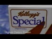 Special K Cereal In 1989